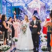 cortejo de casamento