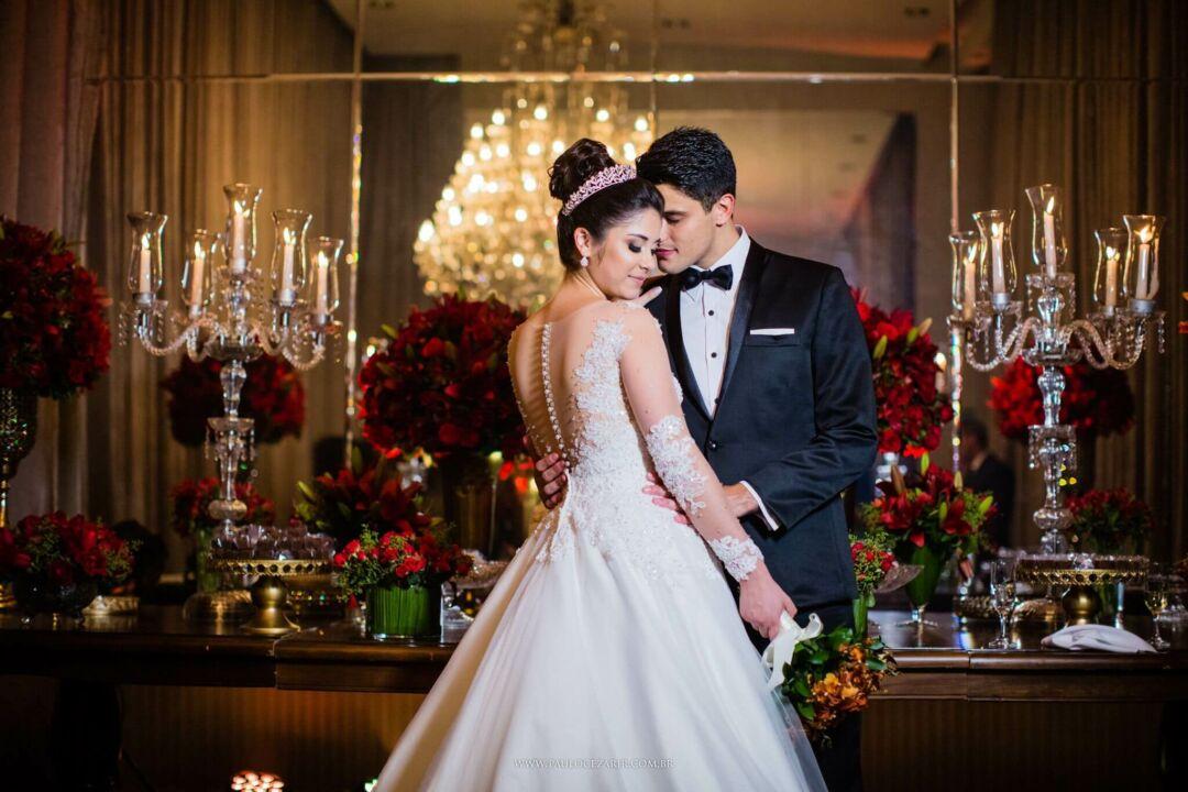 Casal na Mansão Tulipas