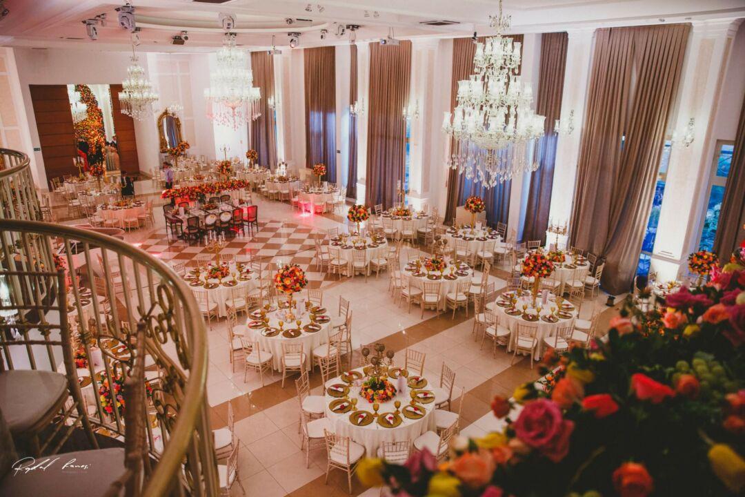 Salão de festa Villa Valentim