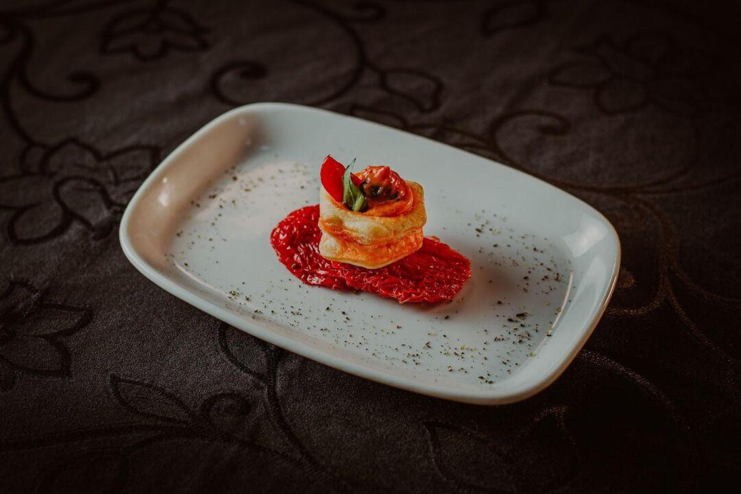 alimento kosher mesa de casamento