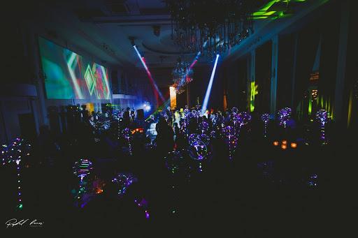 baile em espaço para festa de casamento