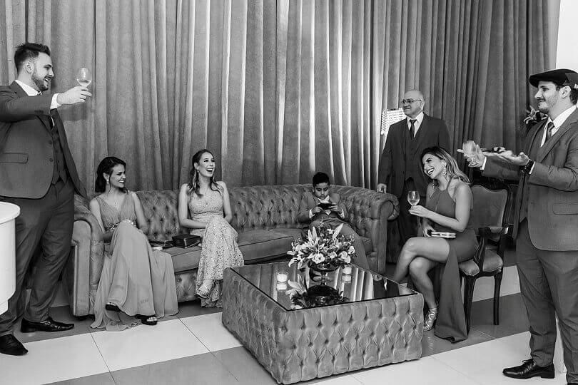 Lounge casamento ideal