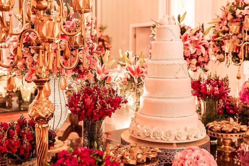 para decoração de casamentos judaicos
