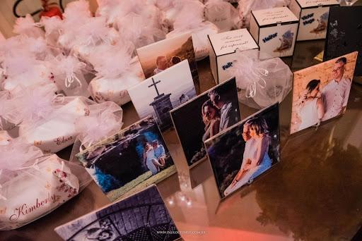 presente dos noivos na cerimônia de noivado