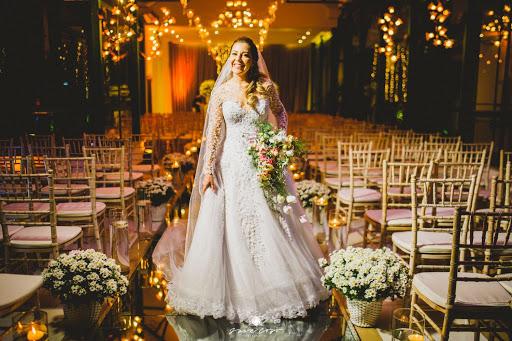 Vestidos de noiva inverno com mangas longas